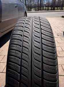 Two Summer tires 185/70/14.   50$
