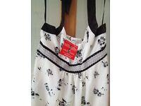 BNWT halter neck dress