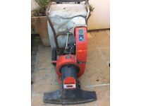 Billy goat garden vacuum and blower self propelled