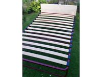 Foldaway bed / futon base