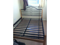 Double bed with Mattress only 25£