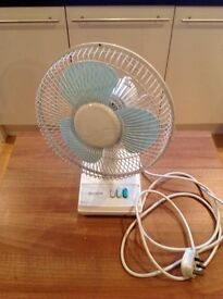 2 speed oscillating fan