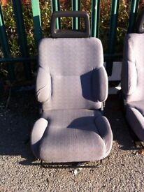 Rover Metro Seats