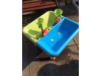 ELC Water/sand table