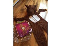 Child's reindeer costume
