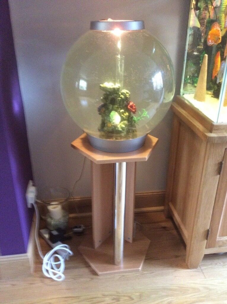 Bio orb fish tank 60l with matching stand