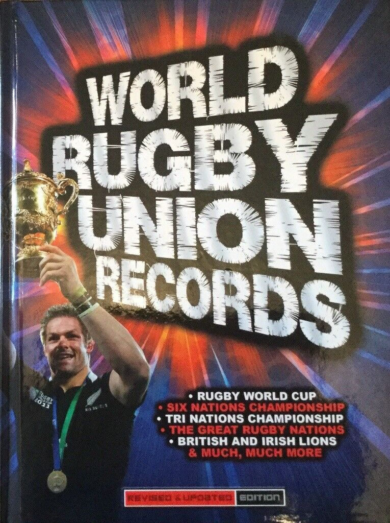 World Rugby Union Records Book