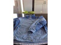 Ladies ski jacket,blue,
