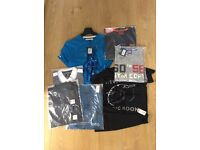 Branded TShirts/Tops, all brand new, medium, various prices