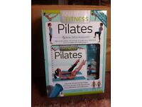Anatomy of Fitness Pilates Box Set by Hinkler