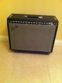 Fender Twin Amp, immaculate condition.