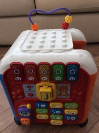 Vtech Discovery Cube. Excellent condition.
