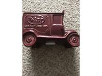 Used, Wade truck money box for sale  Alvechurch, West Midlands