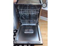 Baumatic semi integrated dishwasher (2016 model)