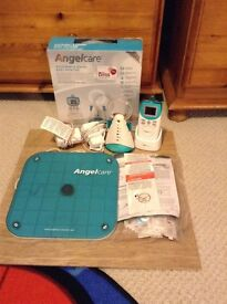 Angelcare sound and movement baby monitor
