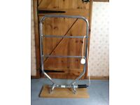 Chrome Electric Towel Rail