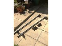 Farad roof bars