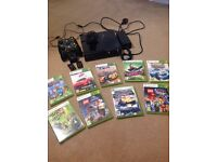 Xbox 360 includes 2 wireless controllers