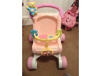Fisher price dolls pram
