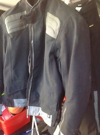 BMW Gore-tex jacket and trousers.