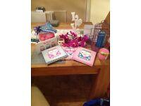 Girls bedroom accessories for sale