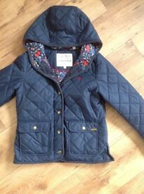 Size 10 hooded, Jack Wills coat