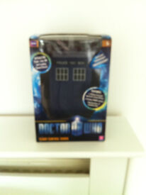Doctor Who Flight Control Interactive Tardis .. Boxed ..Unwanted Gift