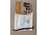 Elstree studio hard back book and bag