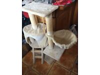 Large cat scratch post. Never used.