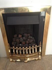 Gas fire for sale £50 location hawarden near Chester can deliver locally or phone 07896271759