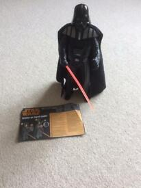 Hasbro Star Wars Anakin to Darth Vader 2 In 1 Electronic Action Figure