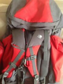 Rucksack and sleeping bag swop anything considered