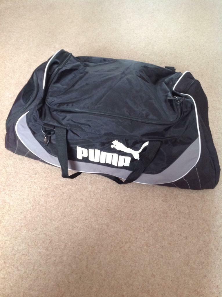 Large Puma Kit Bag  9b67e62306f02