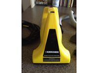 Karcher K25e power brush with vacuum