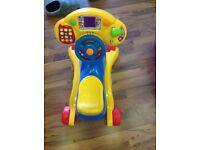 Children toys ride on
