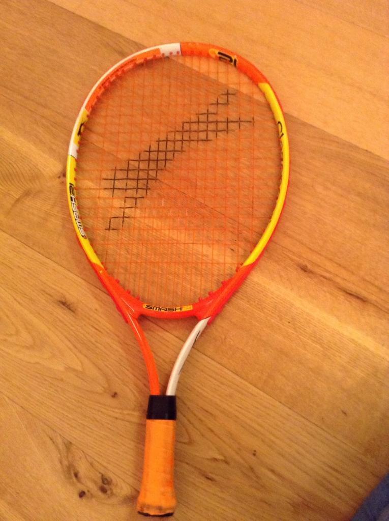 Slazenger Tennis Rackets Junior Childs Tennis Racket Slazenger Smash 2110 United Kingdom Gumtree