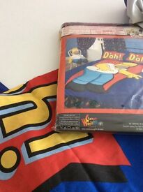 BN Simpson double duvet set
