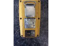 Micro clip gas moniter bw