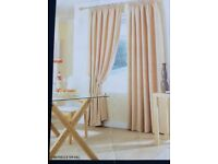 Gold chenille curtains for sale