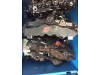 AUDI RS4 FRONT CALIPERS GENUINE