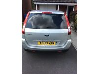 Ford Fusion 1.6 diesel has full service history and has mot till may 18