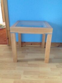 Beech Side/Coffee Table