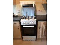 Flavel Upright Gas Cooker