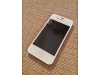 White Apple iPhone 4s 16GB unlocked