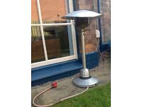 A used patio heater