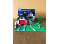 Lego Creator 5891 , 3 in 1 Appletree House