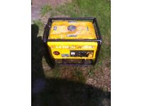 Generator 200cc 6.5hp for spares/repair/go kart engine