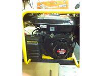 3500SX Warrior 3.5Kva Generator. Very Tidy. 110/240v & 12v.