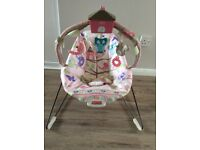 Fisher Price Vibrating Baby bouncing chair