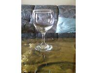 Wine glasses, 15